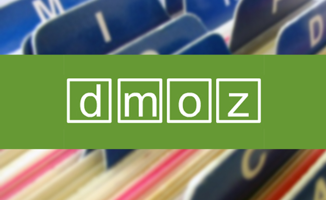 DMOZ and Directories