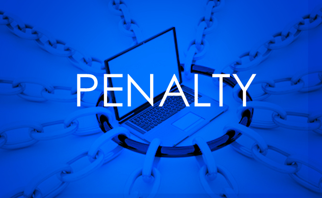 Excessive Backlinking Can Be Grounds for a Penalty