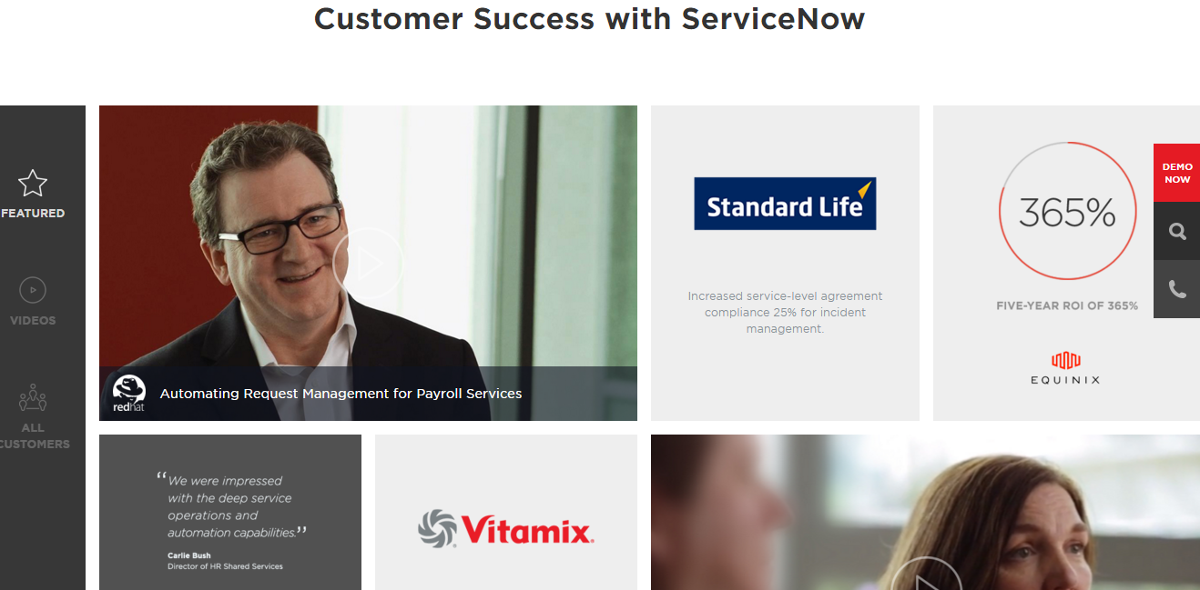 Customer Success with ServiceNow